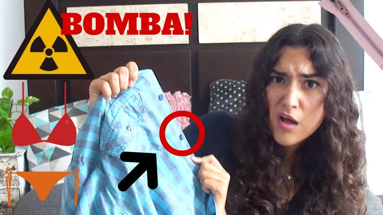 Lo que no sabías de tu ropa - YouTube c114dbc2792e