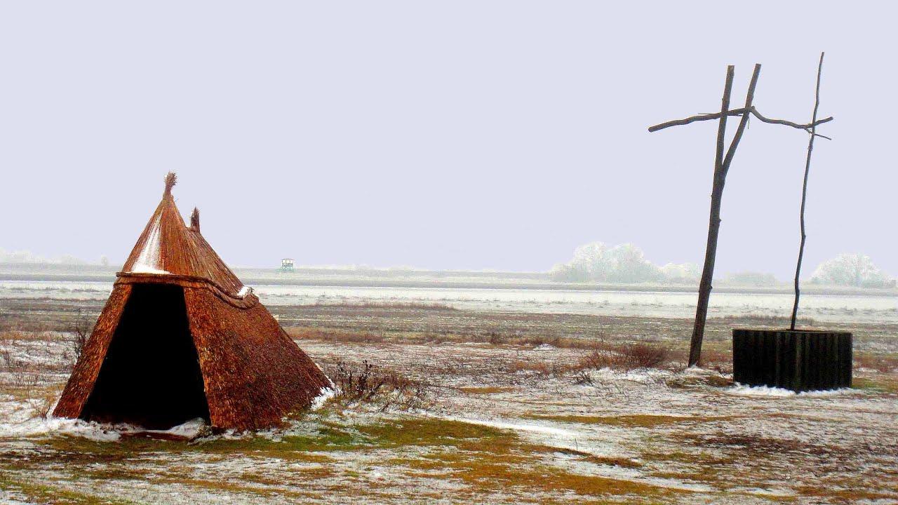 Rust neusiedlersee winter  ÖSTERREICH`s PUSZTA (Winter),