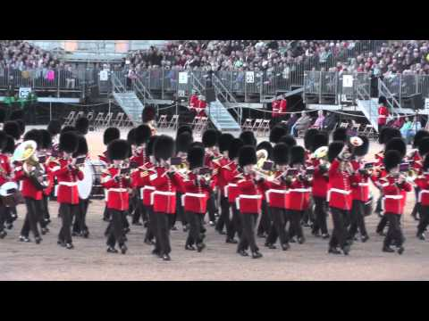 IMMS-UK: Household Division Beating Retreat 2015