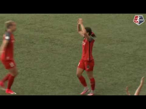Highlights: Christine Sinclair brace leads Thorns 3-0 win