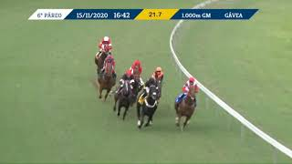 Vidéo de la course PMU PREMIO HERON