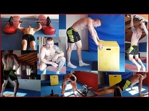 The ORIGINAL 300 Workout 13:34 min.  - FULL LENGTH - GABUDIZATOR