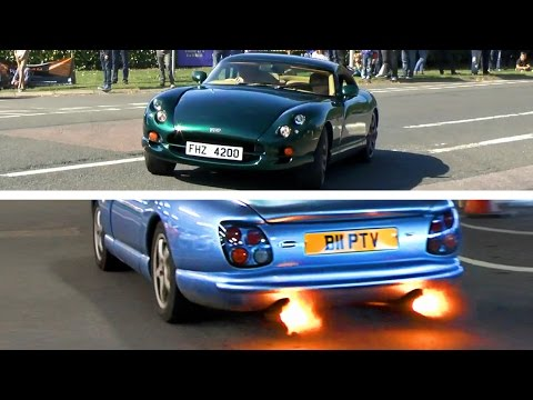 Best-Of TVR sound compilation 2016!