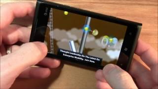 Windows Phone Game Review: Pendulous