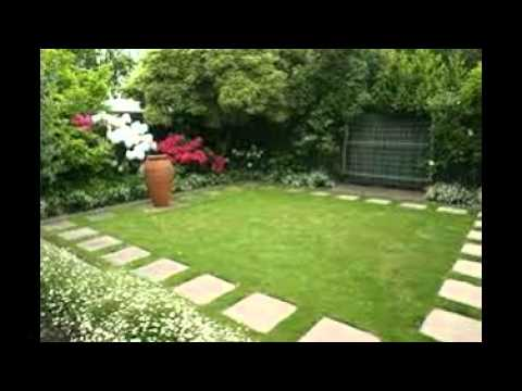 Square Garden Design Youtube