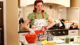 Kim's Kitchen 4: Irish Chicken And Dumpling Stew