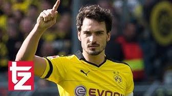 Mats Hummels zum FC Bayern München? Vertrag liegt wohl schon vor!
