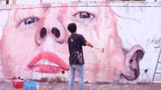 Live Painting - by Dehomen