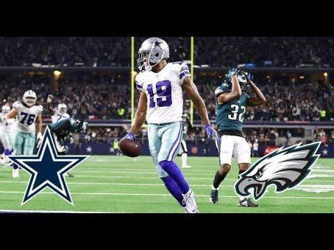 Amari Cooper Thrashing The Eagles  Dallas Cowboys Film Session  10/217 3Tds