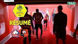 LOSC - Stade Rennais FC ( 3-1 ) - Résumé - (LOSC - SRFC) / 2018-19