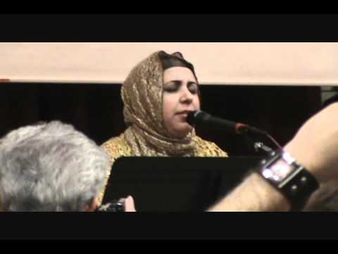 Şehribana Kurdi,Toronto 2011.