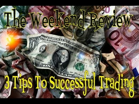 Forex Trading: 3 Tips To Successful Trading