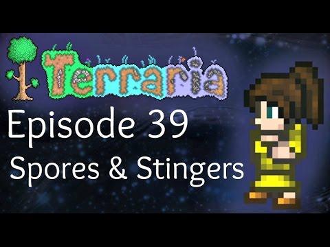 Terraria Xbox 360 -  Spores & Stingers [39]