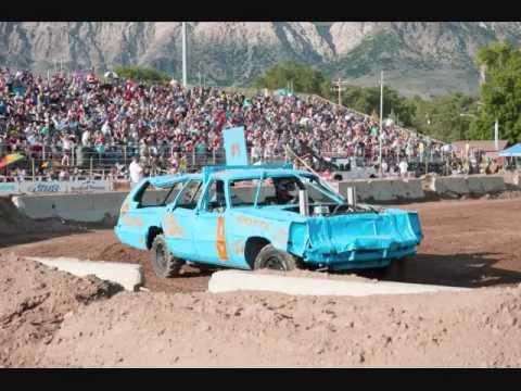 utah demolition derby drivers