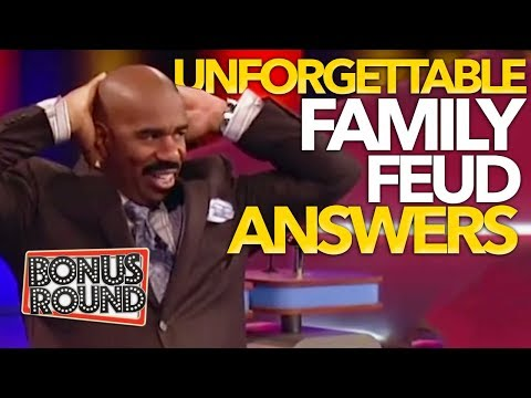 UNFORGETTABLE FAMILY FEUD