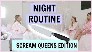 Summer Night Routine (Scream Queens Edition) | V Squad