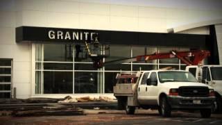 Granite Automotive Buick GMC - New Building