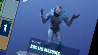 DOUBLE TOZ (HOW SHOULD HAVE BEEN FORTNITE DOWN DANCE MASKS)