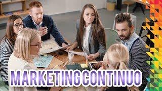 Marketing Contínuo - TED Marketing