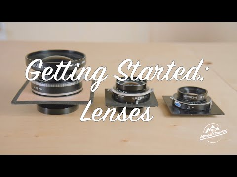 Intrepid Guide to: Large Format Lenses