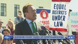 Supreme Court hears partisan gerrymandering case