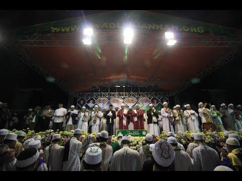 Ponorogo Bersholawat Bersama Majlis Maulid Wat Ta'lim Riyadlul Jannah