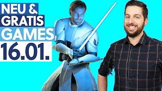 Star Wars Battlefront 2, Little Nightmares & mehr KOSTENLOS - Neue Spiele, Gratis Games und mehr