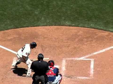 Pablo Sandoval batting ritual