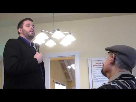 Stephen Powell ministering at BMF Modesto on 1/12/17 (Part 1 of 2) January 12, 2017