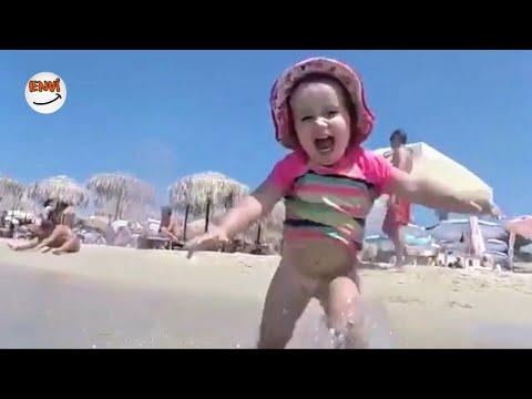 Haziran Ayının En Komik Bebek Kaza Videoları 👶 Komik Bebekler 2018