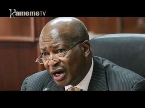 Uhuru Kenyatta kwoneka kuiyukia murugamo mururu hari mirutire ya wira