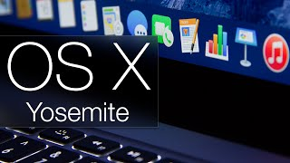 OS X Yosemite Demo (10.10 Final Release)