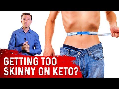 Getting Too Skinny on Keto?
