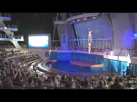 Oasis Of The Seas Interior Design And Facilities Youtube