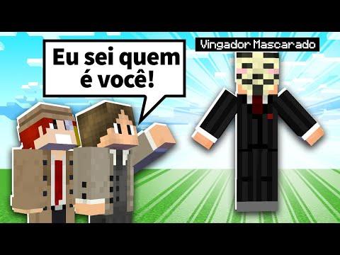 TopCraft #18: DESCOBRI A IDENTIDADE DO VINGADOR MASCARADO!