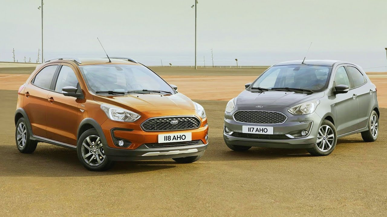 Ford Ka Plus Active And Ka Plus Spacious And Practical