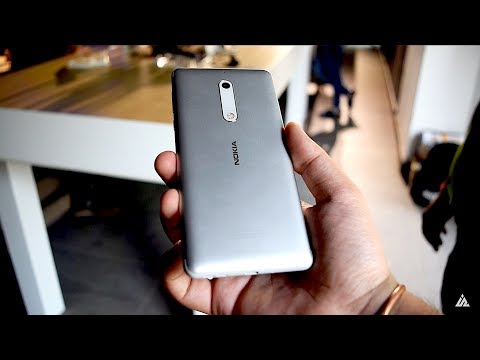 Nokia 5 hands on review [COMPLETE]