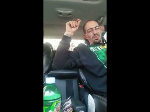 SMOKING WEED IN MY CAR