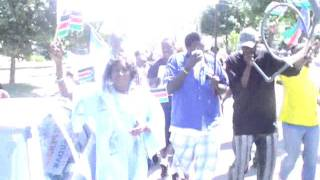 South Sudan independence celebrations in London Ontario-Canada