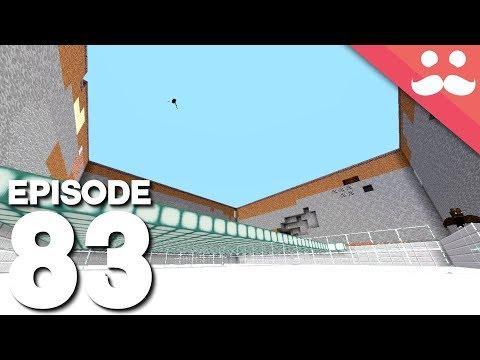 Hermitcraft 5: Episode 83  INVISIBLE MAZE!