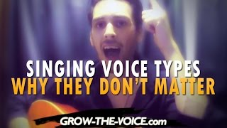 Singing Voice Types - Tenors have everything easy - GROW-THE-VOICE.com