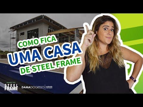 Видео APLICABILIDADE DO GESSO NA CONSTRUÇÃO CIVIL