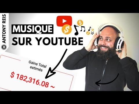 GAGNER DE L'ARGENT sur YouTube avec de la MUSIQUE 🔥🔥🔥 (musique gratuite libre de droit youtube)