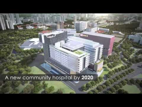 Outram Community Hospital Groundbreaking Launch Video May 2015