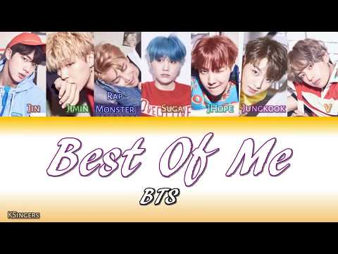 BTS - Best Of Me ft. The Chainsmokers | Sub (Han - Rom - Español) Color Coded Letra