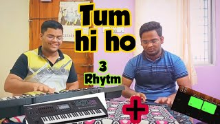 3 Rhytm of Tum hi ho | Keyboard Octapad cover | Himanshu |