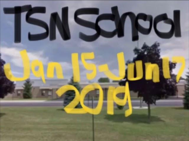 TSN School Jan 2019 Jun 2019 Soundtrack Dora the Explorer La Lechuza #1