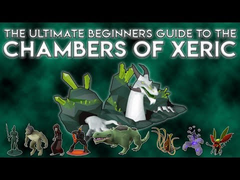 The Ultimate Beginners Guide to Raiding 2018 [Chambers of Xeric]