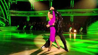 Kara Tointon & Artem Chigvintsev - Argentine Tango - Strictly Come Dancing - Week 7 - Long edit