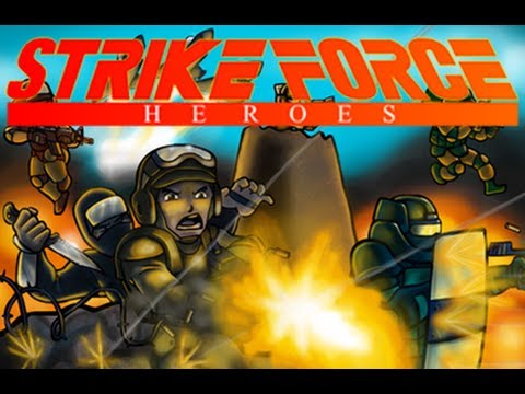 Ударная сила Strike Force Heroes Игры стрелялки
